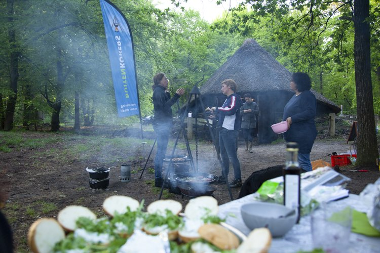 vegetarische kookworkshop veluwe